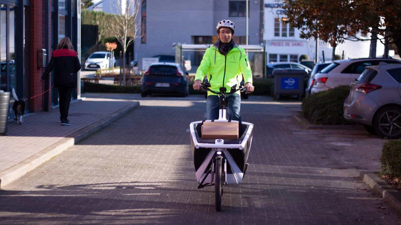 Peddel Livraison à vélo