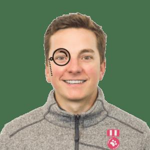 Meet the team - Arnaud Henroz médaille